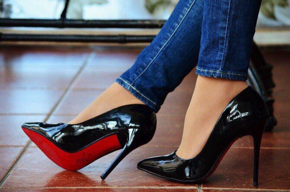 Женские балетки и туфли в Киеве