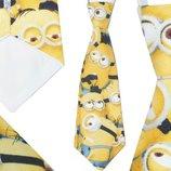 Галстук краватка посіпаки миньони та інші