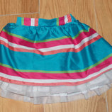 Фирменная юбка Miniclub для девочки 12-18 месяцев, 86 см