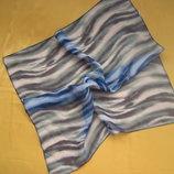 Нежный прозрачный платок,Турция,отличное состояние