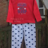Sale. Трикотажная пижама для мальчика 86 см Primark