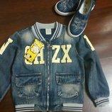 курточка, ветровка, джинсовка