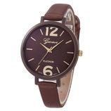 Cтильные модные женские часы Geneva Platinum