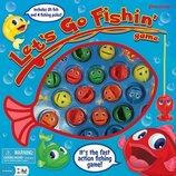 Настольная игра рыбалка Lets Go Fishin оригинал