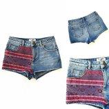 Винтажные шорты от Denim
