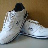Кроссовки кожаные, Slazenger ,original