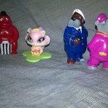 Коллекционная игрушка киндер сюрприз питомец для куклы