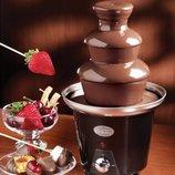 мини шоколадный фонтан-новинка