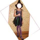 Платье карнавальное Ведьмочка Ladybird 5-8 лет р.110-128 см
