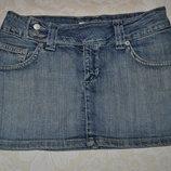 Стильная джинсовая юбка PIMKIE разм 36