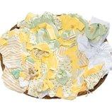 фирменный пакет одежды для новорожденных недорого б.у
