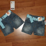 Модные джинсовые шортики для малыша