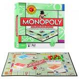 Детская настольная Игра Монополия 6123