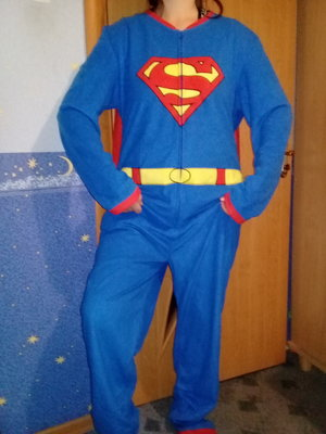 Карнавальный костюм Супер Герой взрослый.