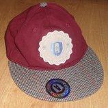 Новая кепка, бейсболка Next 11-13 лет, катон, оригинал
