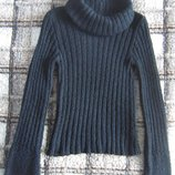Черный свитер р. S
