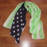 шарф новый Англия