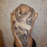 шарф парео стильный модный