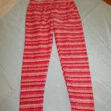 штанишки домашние плюшевые очень мягкие тёплые рМ