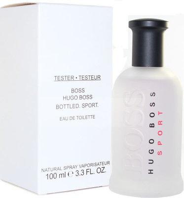 Hugo Boss Bottled Sport 100 мл тестер для мужчин