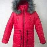 Куртка-Парка для мальчика 122, 128, 134, 140.