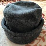 шапка LandsEnd, р-р S-M, на объём головы от 56 см