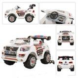 Электромобиль Джип для детей JJ 218 R-1