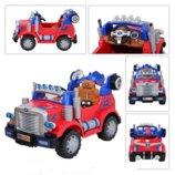 Электромобиль Джип для детей JJ 215 R-3