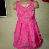 Нарядное платье на 5-6 лет F&F