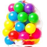Мячики для палаток и сухого бассейна 8 мм 40 шт