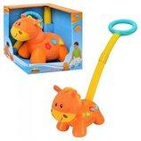 Развивающая музыкальная игрушка-Каталка WinFun 0654-NL Пони
