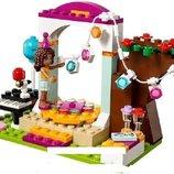 Конструктор Bela Френдс аналог LEGO Friends 41110 День рождения 10492