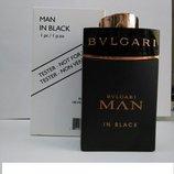 Bvlgari Man in Black 100 мл тестер для мужчин