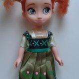 кукла Анна, холодное сердце
