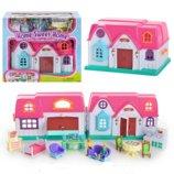 Игровой набор кукольный домик. Keenway 20151