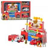 Детская Игра Пожарная станция 12636