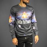 Реглан мужской sweatshirt, р. л, хл, ххл, код mvvk-1-14