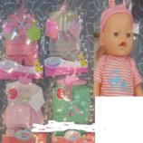 Пупс Baby Born 8006-445AB/407/A четыре вида