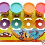Play-Doh Пластилин в 4-х баночках Африка 4 Pack of Colors Africa