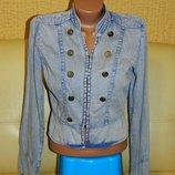 Пиджак женский джинсовый р. 42-44 George
