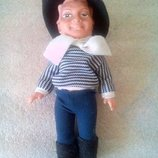 Кукла, Гдр, 18 см.