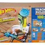 Hot Wheels Мега набор Соедини все треки Track Builder Ultimate Jumbo Stunt Kit