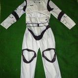 костюм штурмовика на 7-8 лет