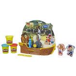 Play-Doh Игровой набор Джейк и Пираты Нетландии Pirate Featuring Jake and the Neverland Pirates