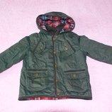 Деми куртка Marks&Spencer р 104-110 , 3-5 лет