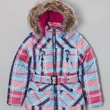 Куртка удлиненная на девочку Dollhouse , Сша на рост 140-146