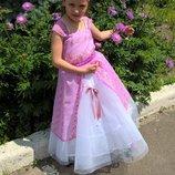 Прокат детский карнавальный костюм феи, фея, принцессы, эльфийки,волшебницы на утренник Киев