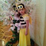 Детский карнавальный костюм пчелки. Прокат
