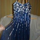 Sagaie вечернее платье, Великобритания, супербренд p L