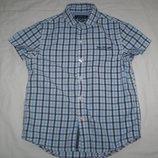 рубашка тениска Next 6 лет, 116 см 100% котон